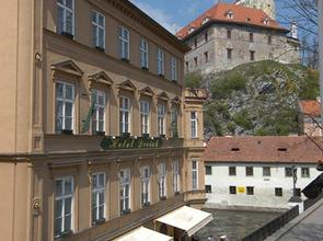 Hotel Dvok esk Krumlov